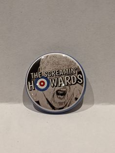 Punk Band Button, Featuring The Screamin' Howards Cool Kids Club, Charitable Donations, Tell The World, Cool Bands, Punk Rock, Buttons, Cool Stuff, Etsy Shop, Plugs