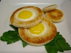 Top Secret Recipes | Cracker Barrel Eggs In The Basket Copycat Recipe