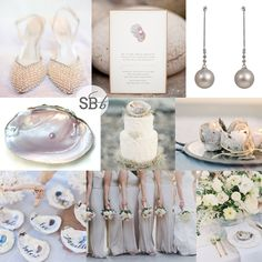 Inspiration Board  The Oyster   the Pearl d5f356754c6