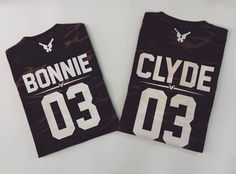 Bonnie Clyde couples shirts Bonnie and Clyde, Camouflage Bonnie and Clyde t shirts, Bonnie Clyde Camouflage shirts Bonnie And Clyde Shirts, Bonnie Clyde, Couple Gifts For Her, Couple Tshirts, Cheetahs, Couple Outfits, First They Came, Couple Goals, Camouflage