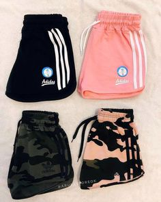 Nike shorts for everyone Cute Lazy Outfits, Teenage Girl Outfits, Cute Casual Outfits, Sporty Outfits, Teenager Outfits, Nike Outfits, Athletic Outfits, Outfits For Teens, Pretty Outfits