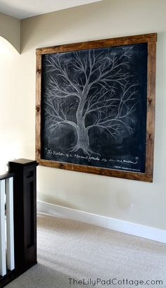 Fall Chalkboard - and why you should never skip breakfast... - The Lilypad Cottage