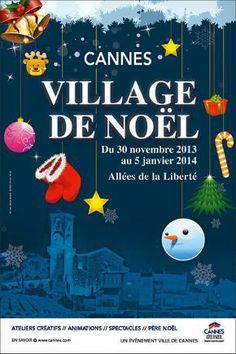 Village de Noël 2013 - © Ville de Cannes 2013