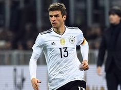 Premier League trio 'expressed Thomas Muller interest'
