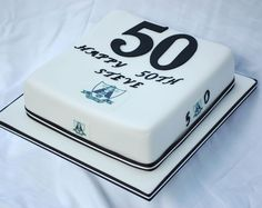 50th Birthday Cake Cakes For Men Man Parties