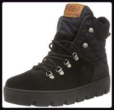 0d64e878be98c NAPAPIJRI FOOTWEAR Damen Jenny High-Top, Schwarz (Black N00), 38 EU -  Sneakers für frauen (*Partner-Link)