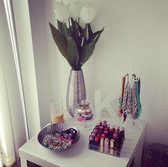 bedside #homedecor #bedroom #white
