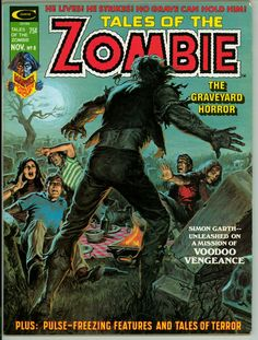Tales of the Zombie 8 (FN 6.0)