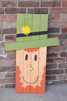 Rustic Easter and St. Patrick's Day by WoodWorksByJosh on Etsy