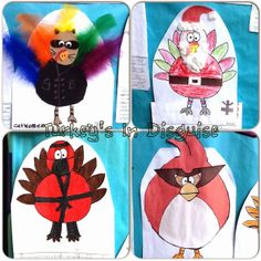 Turkeys in Disguise