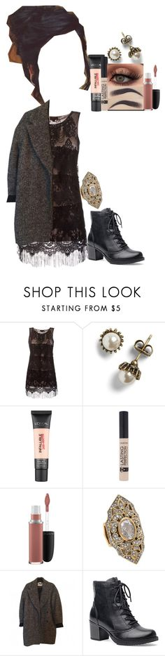 """""""S4 EP6 / voting // Peaky blinders"""" by fuckmeirwin ❤ liked on Polyvore featuring Yumi, L'Oréal Paris, MAC Cosmetics, Juicy Couture, Topshop and Dansko"""