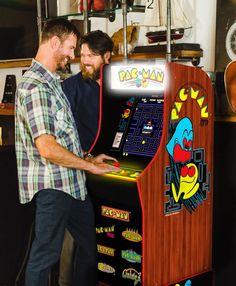 Pacman 40th Anniversary Edition Arcade Machine, Arcade1Up ...