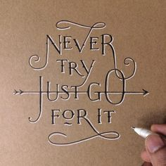 Gorgeous Hand-Lettering Artworks by Chandan Mahimkar | Inspiration Grid | Design Inspiration