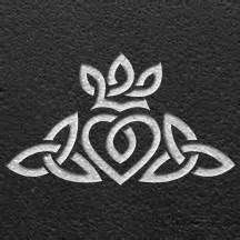 IRISH LOVE  Claddagh - Inspired By Lorcan I love this without the crown I would get this on my wrist with my daughters birthdate under it ❤️