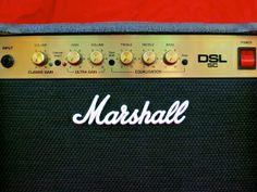 Marshall DSL5C – front panel
