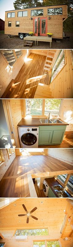 Stunning Tiny House on Wheels that You Must Have Right Now (20 Ideas) – DECOOR
