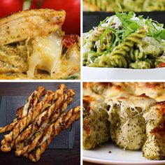 Easy-To-Make Pesto Recipes by Tasty
