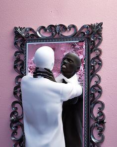 Funny Iphone Wallpaper, Skull Wallpaper, Black Joker, Art Haus, Arte Alien, Rendering Art, Eye Makeup Art, Purple Aesthetic, Picture Wall