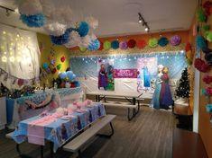 JUMP2IT Kelowna:  FROZEN themed birthday party