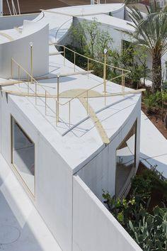 Bahrain Pavilion – Milan Expo 2015 / Studio Anne Holtrop