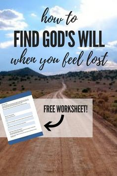 How to Find God's Plan When You Feel Lost - Courage. Hope. Love.