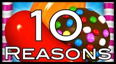 http://atvnetworks.com/ Candy Crush Saga: 10 Reasons Not To Play It!