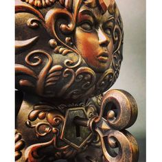 It's A Fad 8-inch Bronze Dunny by J*Ryu - Pre-order