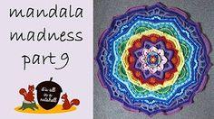 (87) mandala madness part 5 - YouTube