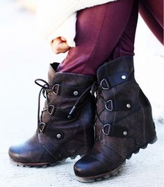 3 Bloggers Show You How to Style Fall's Must-Have Boots via @WhoWhatWear