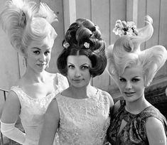 So what do you think? Is big hair better left in the past?