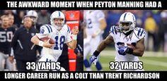 Good job, Trent