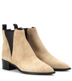 Acne Studios - Chelsea boots en daim Jensen - mytheresa.com GmbH