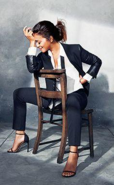 dehaanradcliffe:  Gina Rodriguez photographed by Nino Muñoz