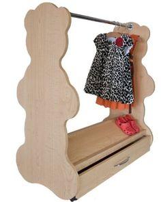 #NURSERY FURNITURE# BEAR # MOBILE CLOSET# DRESS UP# ACE BABY FURNITURE