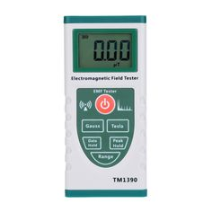 Digital Gauss Field Radiation Dosimeter Professional Electromagnetic Radiation Detector Tester Meter
