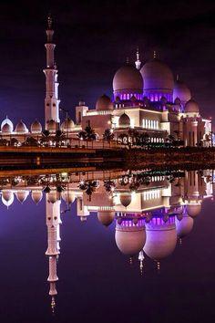 Dubai. Take me there...I wanna go there!