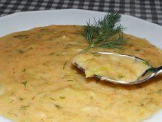Ezt a főzeléket most úgy készítettem, ahogy sok-sok évvel ezelőtt Anyukám főzte. Jó fokhagymásan, ecettel és pirospaprikával, hogy ne leg... Hungarian Cuisine, Hungarian Recipes, Hungarian Food, Just Eat It, Risotto, Mashed Potatoes, Paleo, Food And Drink, Healthy Eating