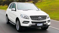 Mercedes-Benz ML350...love love love my car...;)