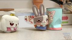 Toki in Love! #Canimals #cans #animals #love #valentinesday #cartoons #animation #bunny  Healthy Valentine's Treats for School | Articles | Toon Goggles