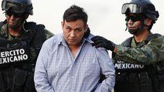 Zetas cartel leader Omar Trevino Morales captured in Mexico ...