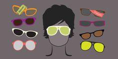 Какие очки подойдут людям с круглым лицом? Почему «тишейды» противопоказаны круглолицым людям? А также как определить свой тип лица? Ответы на эти и другие вопросы наглядно демонстрирует наша инфографика.