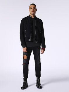Diesel, Bomber Jacket, Jackets, Fashion, Diesel Fuel, Down Jackets, Moda, Fashion Styles, Bomber Jackets