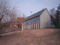 Knut Hjeltnes Arkitekter - Dysthe/Lyngstad House, Baerum 2002-04