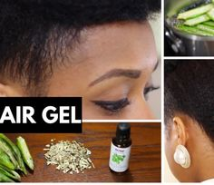 Easiest Way To Make Okra Hair Gel For Kinky Curly Hair That You Definitely Didn't Know Before Today