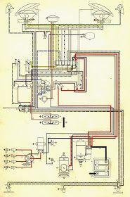 71 VW T3 wiring    diagram      Ruthie   Electrical    diagram