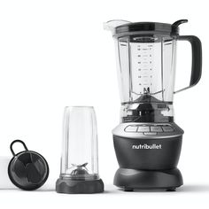 NutriBullet® Blender Combo with Single Serve Cups, 1000W - Walmart.com - Walmart.com How To Make Smoothies, Easy Smoothies, Blender Bottle, Frozen Drinks, Cups, Blenders, Superfood, Countertop, Mixer