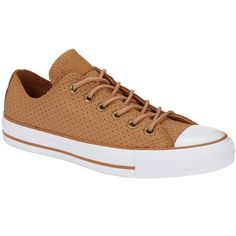 Buy Converse Chuck Taylor All Star Ox Perforated Trainers c622c9119