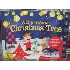 Hallmark Christmas 2012 KOB6001 Charlie Brown Christmas Tree Pop-up Book With Sound >>> Want additional info? Click on the image. (This is an affiliate link)