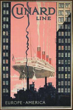 'Cunard Line'