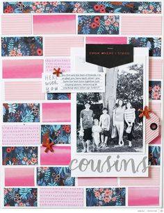 Cousins *main kit only* by KellyNoel at Studio Calico